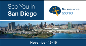 Neuroscience 2016, 46th Annual Meeting, San Diego, USA